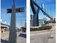 WBM werkte mee aan compleet nieuwe busstation Leeuwarden
