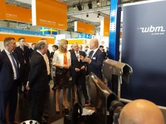 Dutch State Secretary is introduced to WBM
