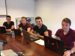 """Studenten Technische bedrijfskunde: """"WBM is een open, overzichtelijk bedrijf"""""""