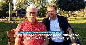 WBM Toen: Buitendienst verkopers Hans Kesting en Pedro Tegelaers