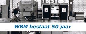 50 jaar WBM! Dat levert mooie plaatjes en verhalen op…